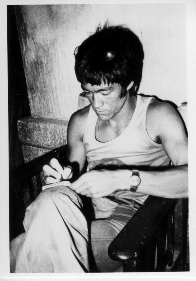 Брюс Ли , 60-е годы. Брюс Ли, Фильмы, Длиннопост, Фотография