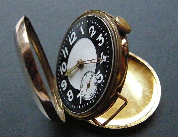 История наручных часов. Длиннопост, Наручные часы, История