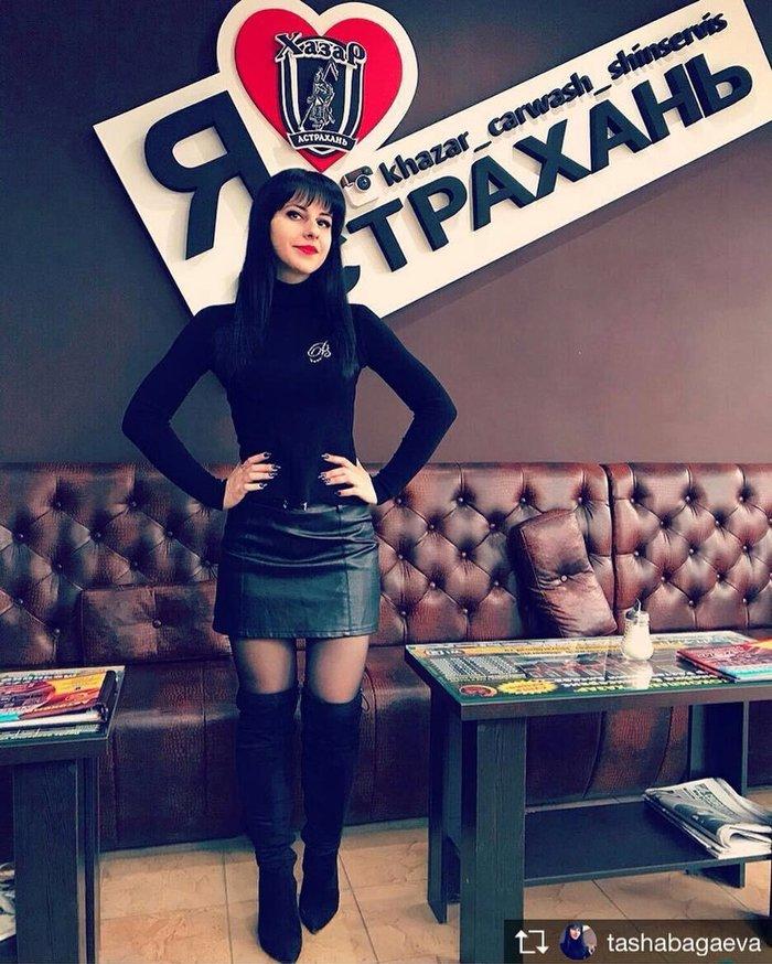 Суровый город Астрахань