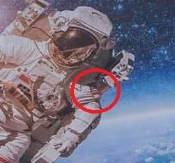 С днем космонавтики Американцы, Космонавт, Ступино, Баннер, День космонавтики