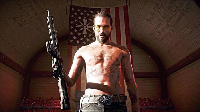 Поиск главного злодея Far Cry 5 мог стать для Ubisoft проблемой Игры, Ubisoft, Far Cry 5, Злодеи, Far Cry