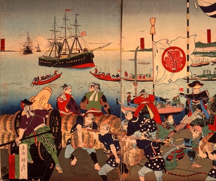 Последний самурай: Удивительная история, по которой сняли известный фильм. Последний самурай, Том круз, Жюль Брюне, Япония, История, Фильмы, Текст, Длиннопост