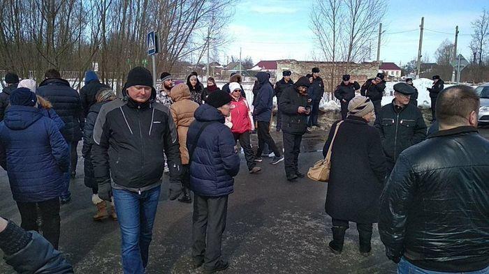 Экологическая катастрофа в Коломне! Помогите осветить проблему в СМИ! Коломна, Воловичи, свалка, экология, катастрофа, длиннопост