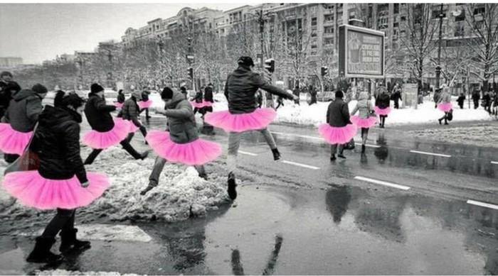 Весенний балет
