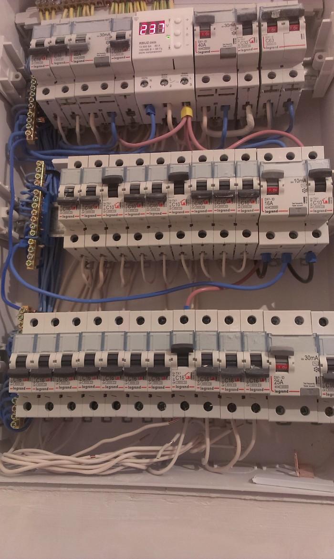 Групповые нули в щитах, соединяем по-современному. Электрика, Электрика в квартире, Щит, 220 вольт, Клеммы, Ликбез, Длиннопост