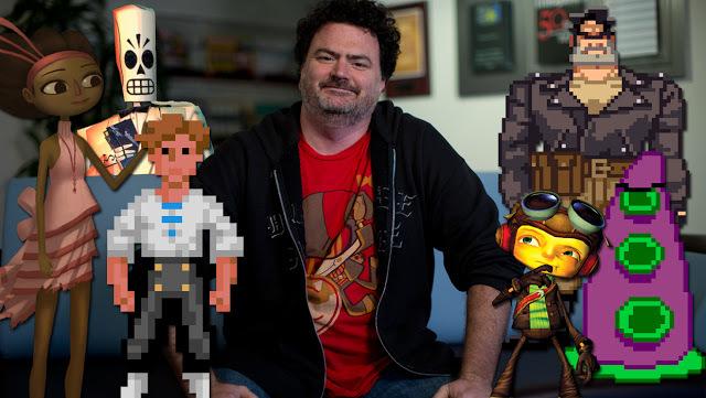 Как создатель Sims и Spore спас разработчиков Psychonauts от закрытия Тим Шейфер, Уилл Райт, Double Fine, LucasArts, Psychonauts, The sims, Microsoft, Game Developers Conference, Длиннопост