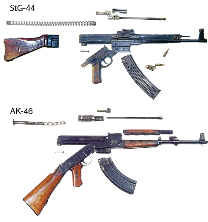 STG-44 AK-47