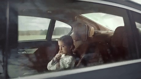 Пожалуй лучшая реклама автомобиля