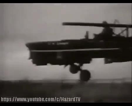 Летающие джипы Chrysler VZ-6, Curtiss-Wright VZ-7, Piasecki VZ-8 (ЧАСТЬ 2/2) Летающие джипы, Аэроджипы, Piasecki VZ-8, Аппарат вертикального взлёта и, Vtol, Гифка, Длиннопост