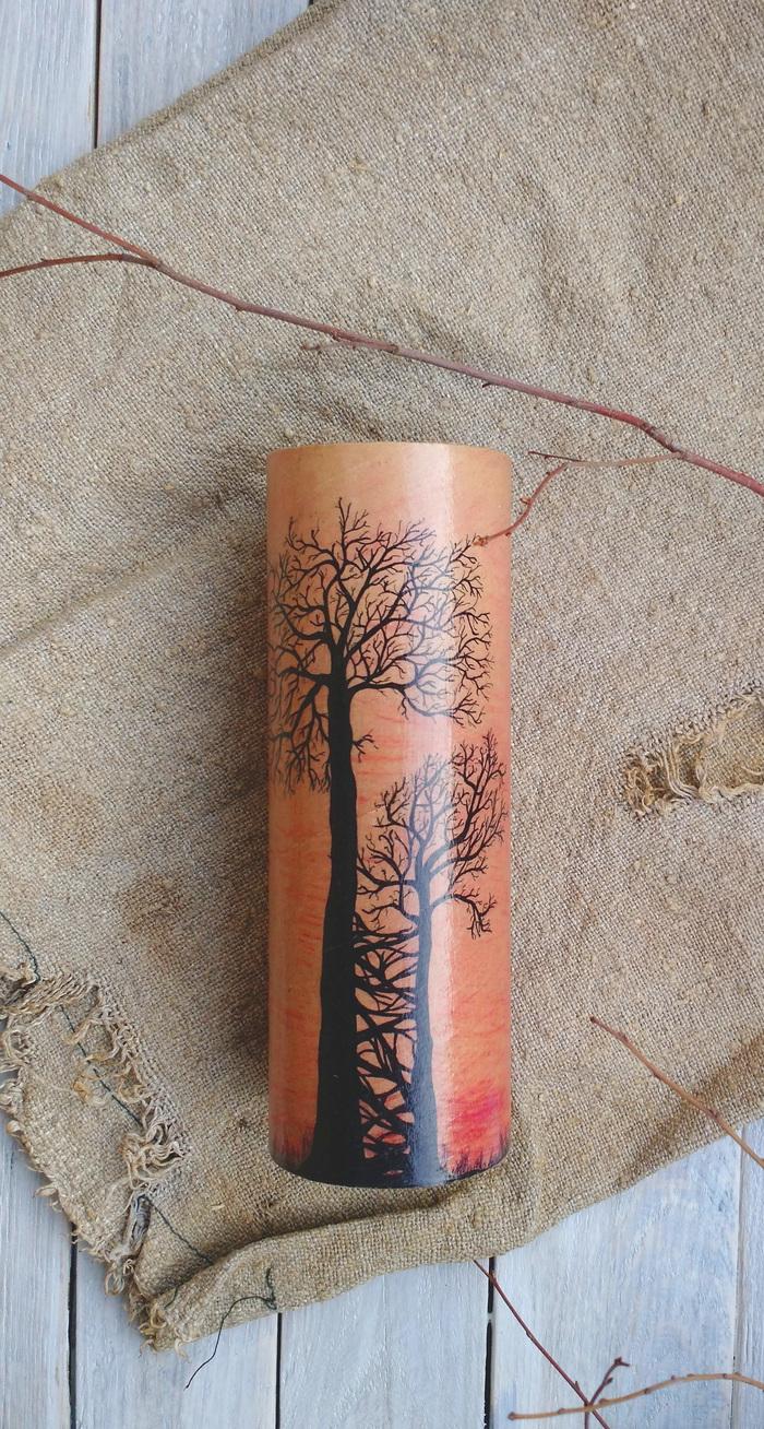 Деревья Туба, Карандаш, Дерево, Своими руками, Длиннопост, Рукоделие без процесса, Фотография