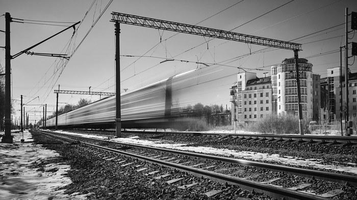 Infrared Фотография, Инфракрасный, Infrared, 720 hd, Поездатое
