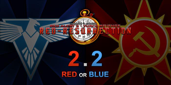 Red Alert 2 - Red Resurrection 2.2 (мод) вышел! Red alert, Игры, Стратегия, RTS, Yuris revenge, Red alert 2, Моды, Видео, Длиннопост