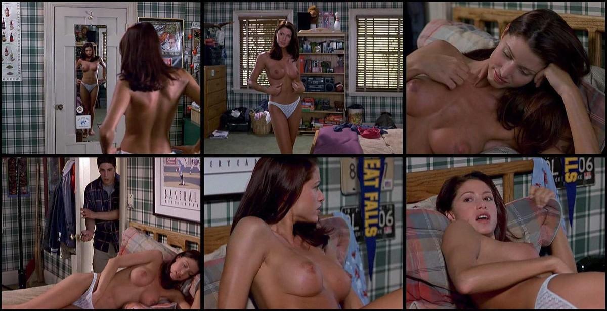 Nadia naked on american pie