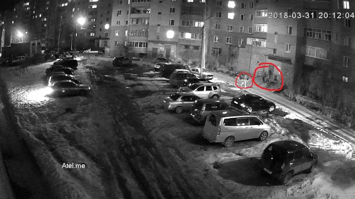 Рыбинск, малолетние твари, часть 2. Рыбинск, Авто, Вандализм, Полиция, Фотография, Длиннопост, Негатив