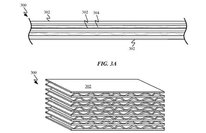 Apple патентует гибкие аккумуляторы для будущих iPhone Новости, Apple, Аккумулятор, Патент, Длиннопост