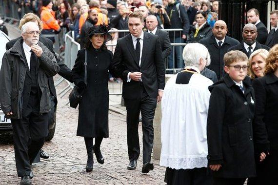 Церемония прощания со Стивеном Хокингом Стивен Хокинг, похороны, религия, наука, длиннопост, фотография