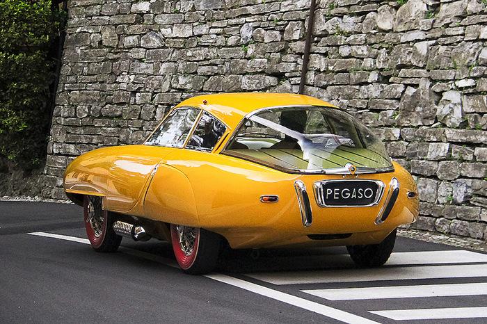 Автомобили #62/ Pegaso Z-102 BS Cupula Berlinetta Авто, Ретроавтомобиль, Автодизайн, Машина, Испания, Автопром, Длиннопост, Фотография