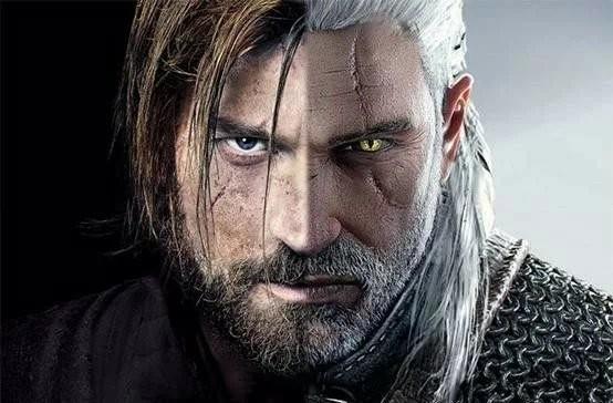 Ведьмак ака Jaime Lannister Ведьмак, The Witcher 3:Wild Hunt