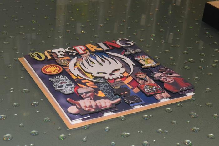 Диорама на The Offspring. В ожидании нового альбома. Диорама, Музыка, The Offspring, Декстер, Noodles, Панк-Рок, Своими руками, Видео, Длиннопост
