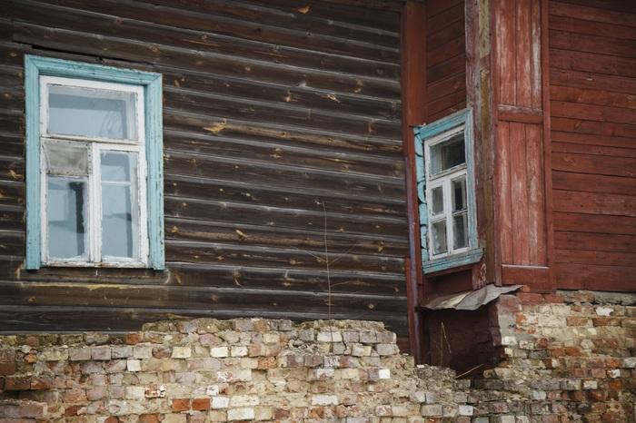Город с изнанки Провинция, Старые дома, Ретро, Владимир, Фотография, Своё, Локация, Длиннопост