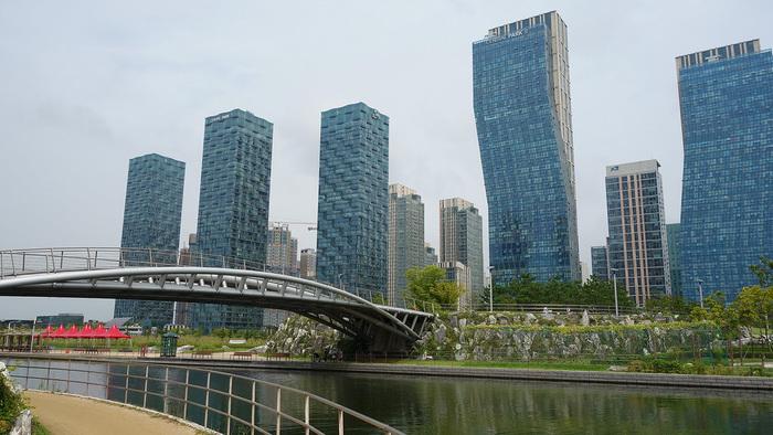 Корейцы потратили 40 миллиардов, чтобы создать собственную Припять. Корея, Южная корея, Долгострой, Что-То пошло не так, Длиннопост
