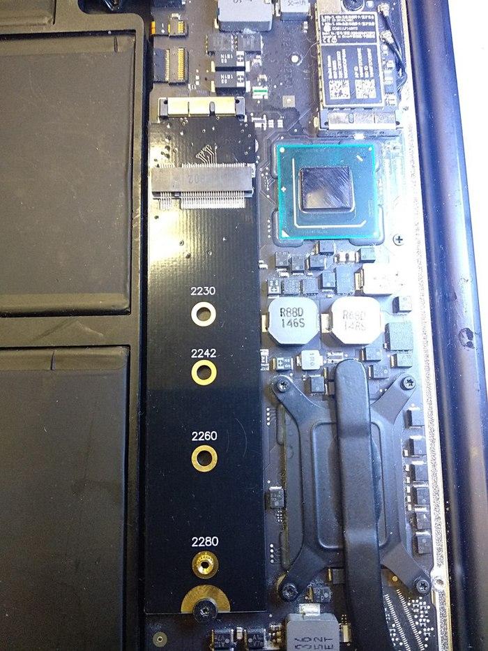 Улучшаем производительность MacBook Air Ремонт ноутбуков, Мастерская электроники 78, Длиннопост