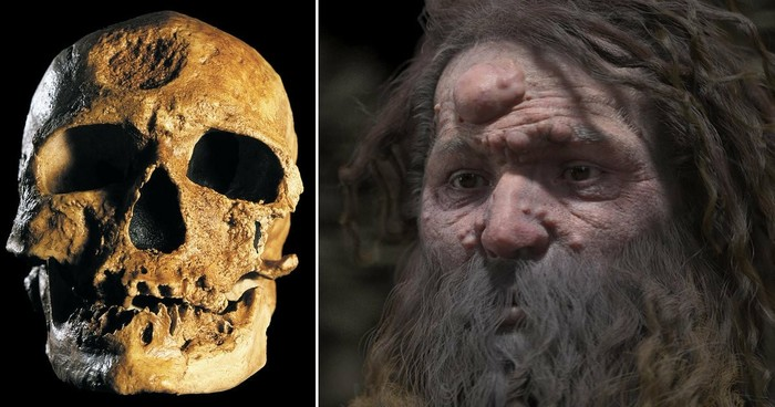 Ученые показали, как выглядел человек, живший 28 тысяч лет назад Кроманьонец, Реконструкция, Интересное, Первобытные люди