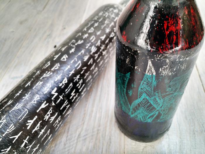 Бутылки Декор бутылки, Своими руками, Рукоделие без процесса, Длиннопост, Стеклотара