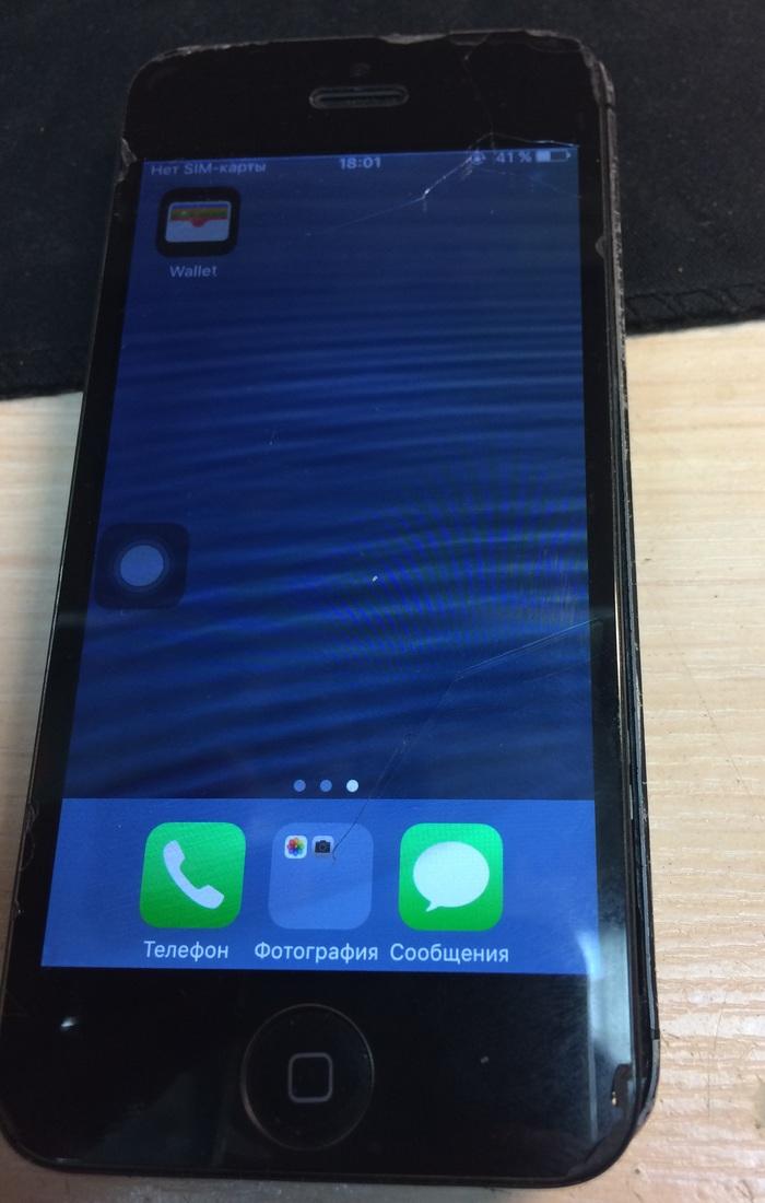 IPhone 5. Восстановление после воды. Ремонт Apple, IPhone 5, Восстановление после воды, Чистка, Узв, Длиннопост