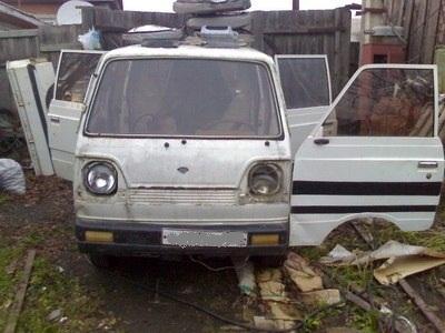 Вторая жизнь китайского грузовичка Авто, Переделка авто, Грузовик, Самодельный автомобиль, Рукожоп, Моё, Длиннопост
