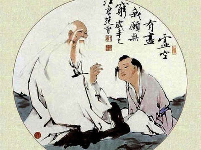 Притча о великих мудрецах Притча, Мудрец, Крестьяне, Грабли