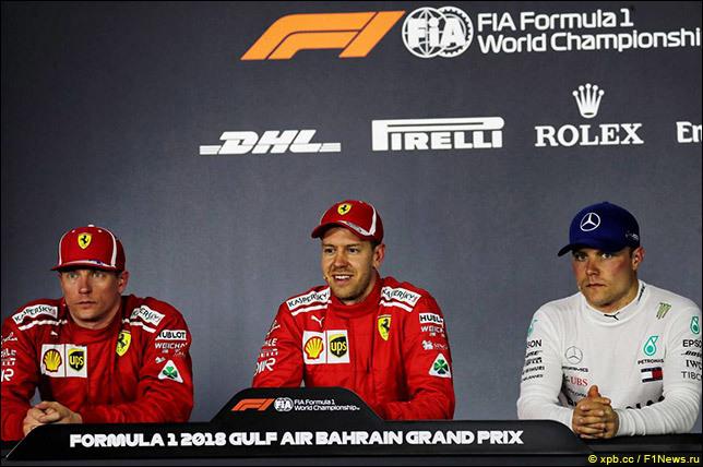 Гран При Бахрейна: Пресс-конференция в субботу Формула 1, Авто, Race, Bahrain, Grand Prix, Пресс-Конференция, Длиннопост