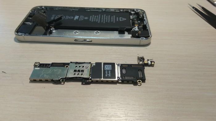 IPhone 5s от пикабушника
