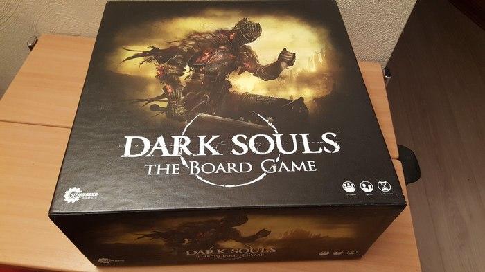 Знакомство с Dark Souls: The Board Game. Часть 1. Dark Souls, Настольные игры, Игры, Amazon, Досуг, Развлечения, Длиннопост