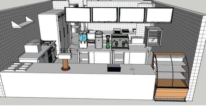 Проект «Жуй» продолжается: список оборудования (хроники ресторана) Manducare et vade, Фастфуд, Оборудование, Бизнес, Длиннопост