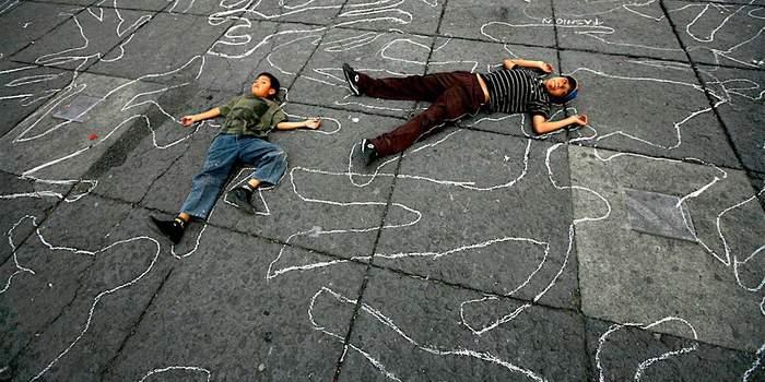 Великая мексиканская резня бензопилой. Мексика, Наркокартель, Война, Длиннопост