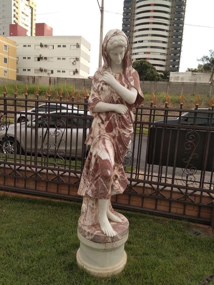Черт, это мрамор или бекон? Бразилия, Мрамор, Статуя, Блог, Длиннопост