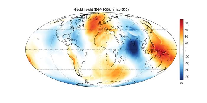 Форма Земли, или что такое геоид Планета Земля, Геоид, Форма земли, Эллипсоид, Геодезия, Длиннопост