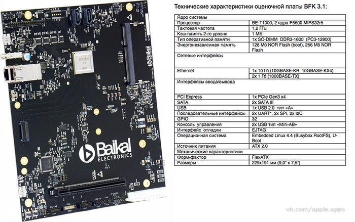 Российский процессор Baikal вышел в розницу Российский процессор, Baikal, Новости, Baikal-T1, АО Байкал Электроникс