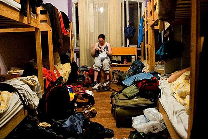Секс в студенческом общежитии в новогоднюю ночь