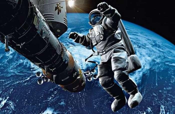С Днем космонавтики, ребята!