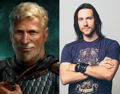 Актёры Critical Role и их роли в Pillars of Eternity II. Игры, RPG, Pillars of Eternity, Pillars of Eternity 2, Obsidian Entertainment, Длиннопост
