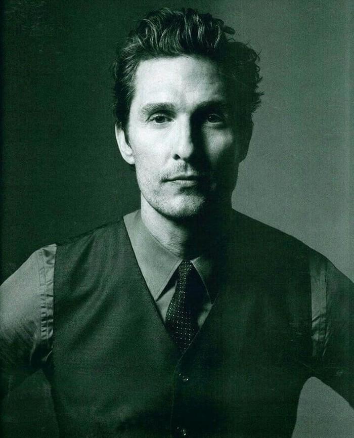 Мэттью Макконехи для Icon Magazine Фотография, Мэттью Макконахи, Журнал, Длиннопост