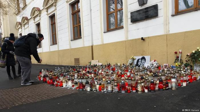 Словакия #All for Jan All_For_Jan, Журналисты, Словакия, Правительство Словакии, Ян Куцяк, Длиннопост, Негатив, Убийство, Политика