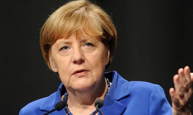 Коротко, ясно, очень хорошо. Меркель, Германия, Сирия, Политика, Ясно
