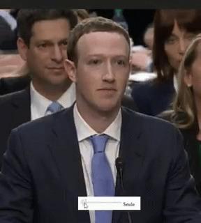 Интернет затроллил Цукерберга после выступления в Сенате