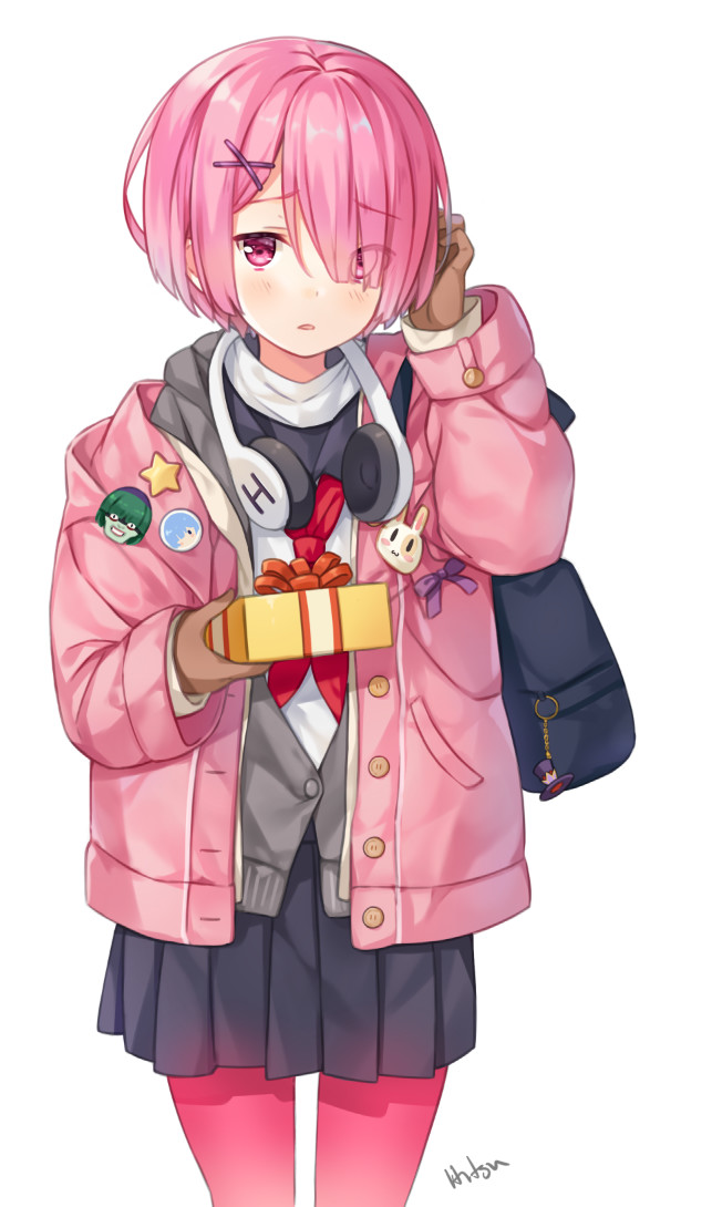 Ram Art Ram, Anime Art, Re:Zero kara, Аниме