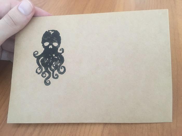 Заказывал недавно открыточку по Вахе... Warhammer 40k, Wh Other, Открытка, Длиннопост