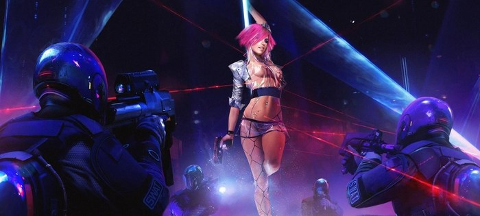 Классы персонажей Cyberpunk 2077