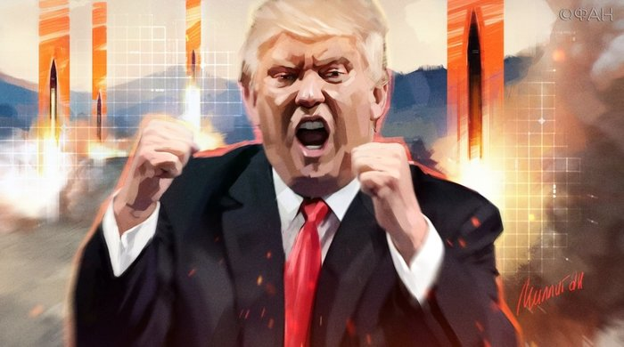 Шеф Пентагона отговорил Трампа бомбить российские объекты в Сирии Общество, Политика, США, Сирия, Россия, Трамп, Ядерная война, RGRU